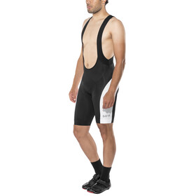 GORE WEAR C5 Bib Tights short Men black/white